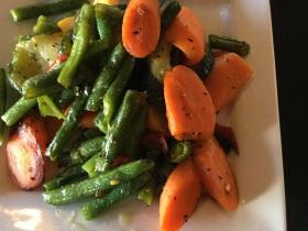 Seasonal Veggies