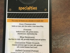 MidTown Grill Specials