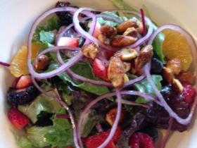 Pastiche: House Salad