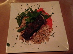 The Noble: Mojito Braised Short Ribs
