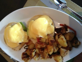 Kil@Wat: Traditional Benedict