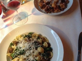 Tenuta's Italian Restaurant: On the Menu