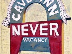 Cave Inn Zapp by Krista Allenstein