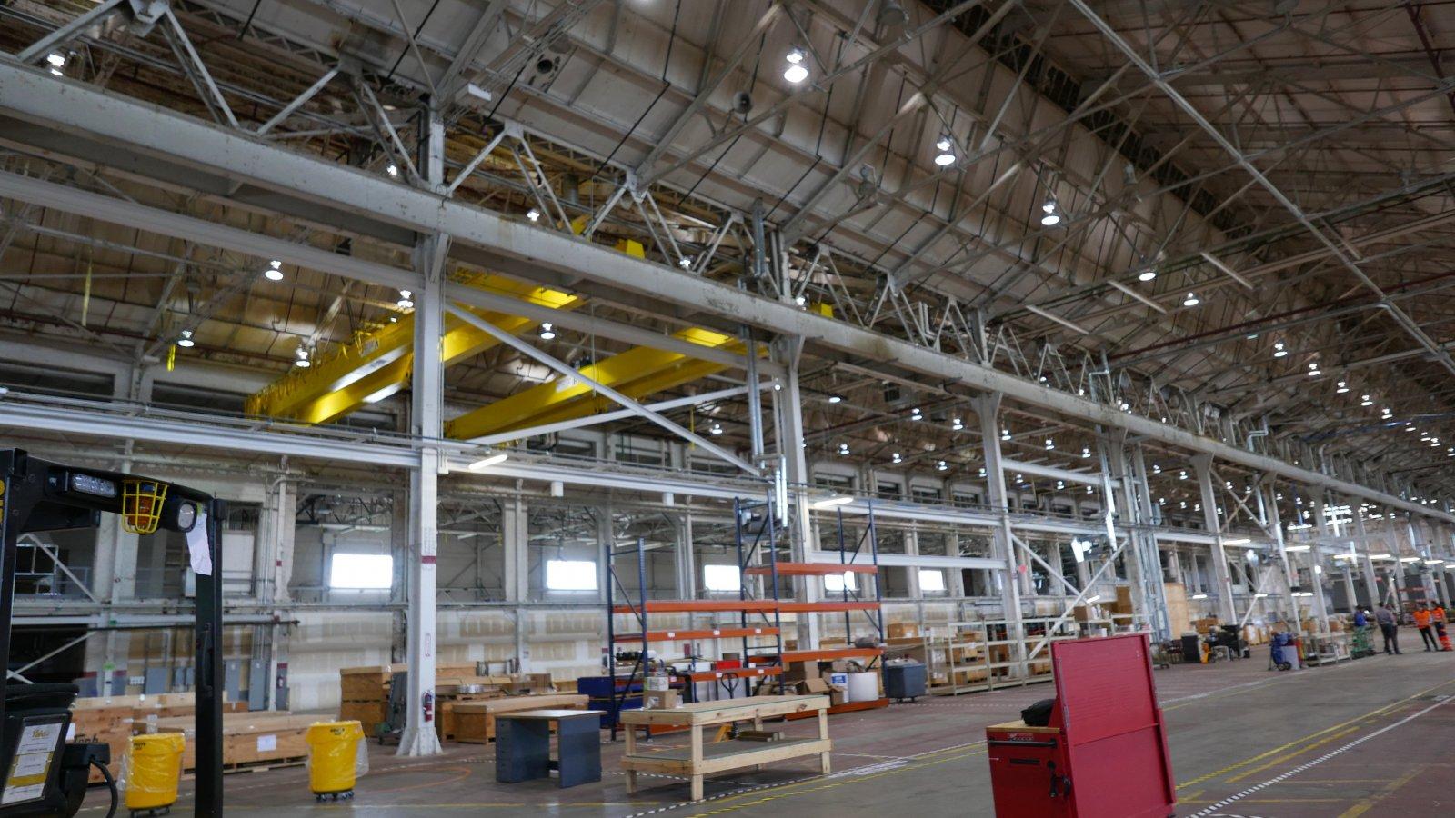 Talgo Facility