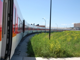 Back in the News: Talgo Files Claim Against State