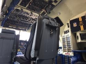 Fat Albert Cockpit