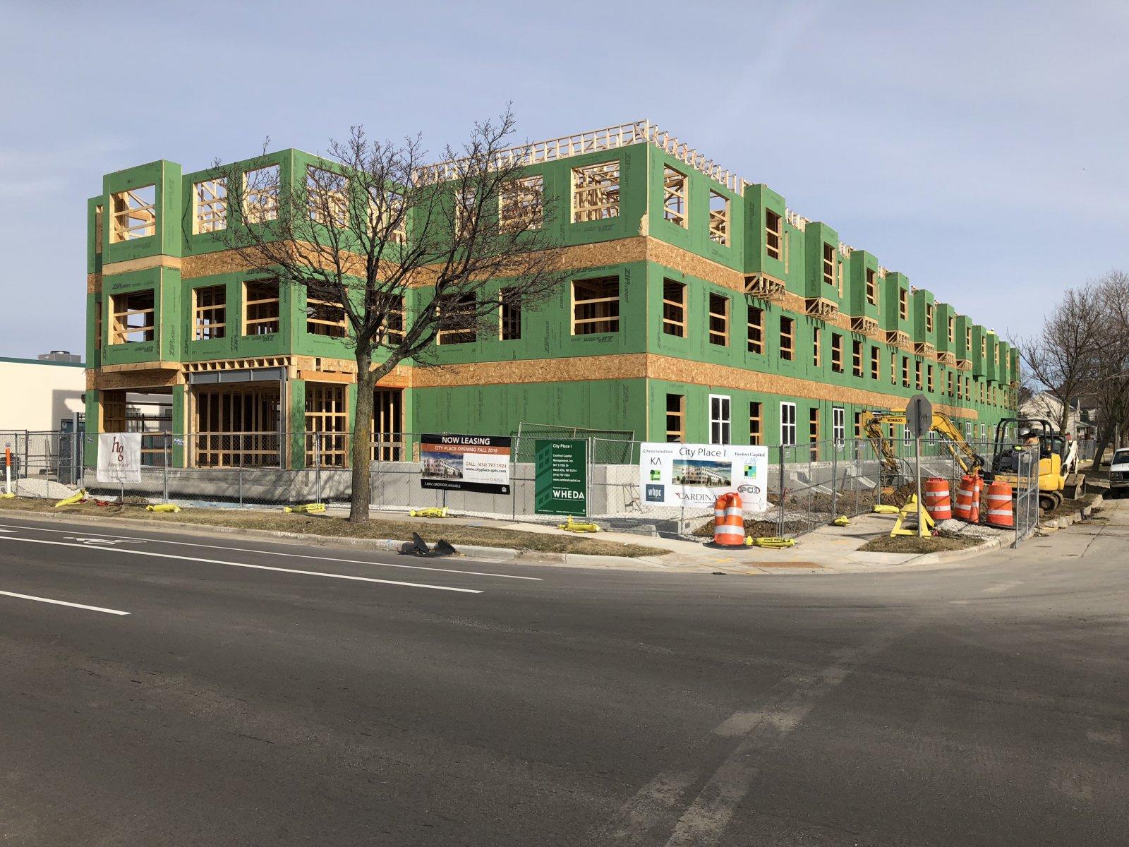 City Place Construction
