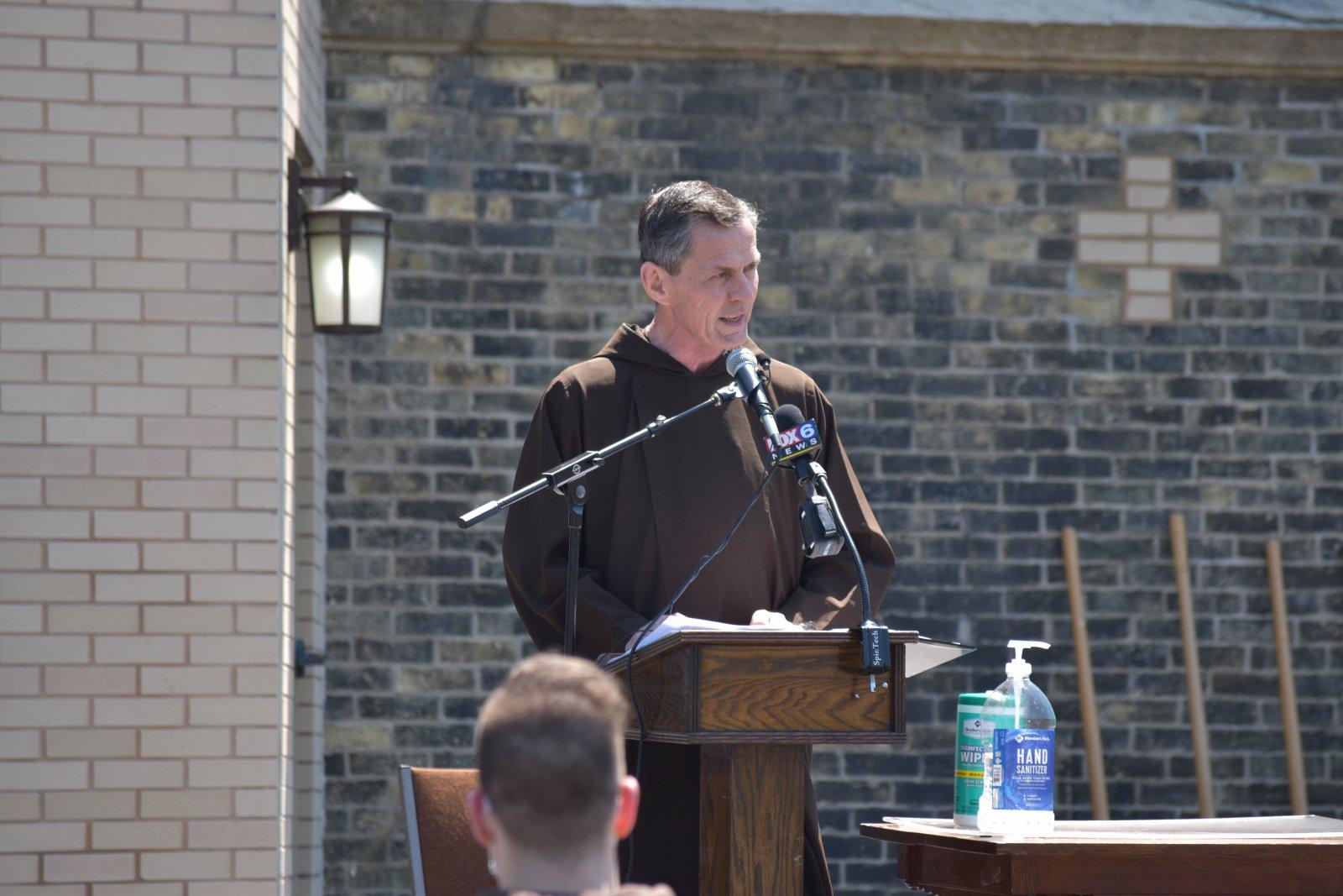 Father Michael Bertram