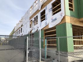 City Place Apartments Construction