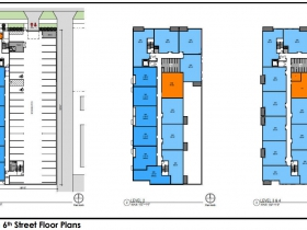 City Place Two Floor Plans