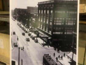 Historic Photo of Schuster's on 3rd