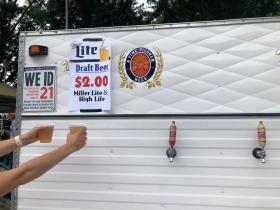 $2 Beer at Garfield Avenue Festival