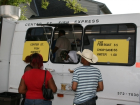 Center St Fish Express