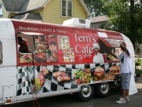 Terri's Cafe on Wheels