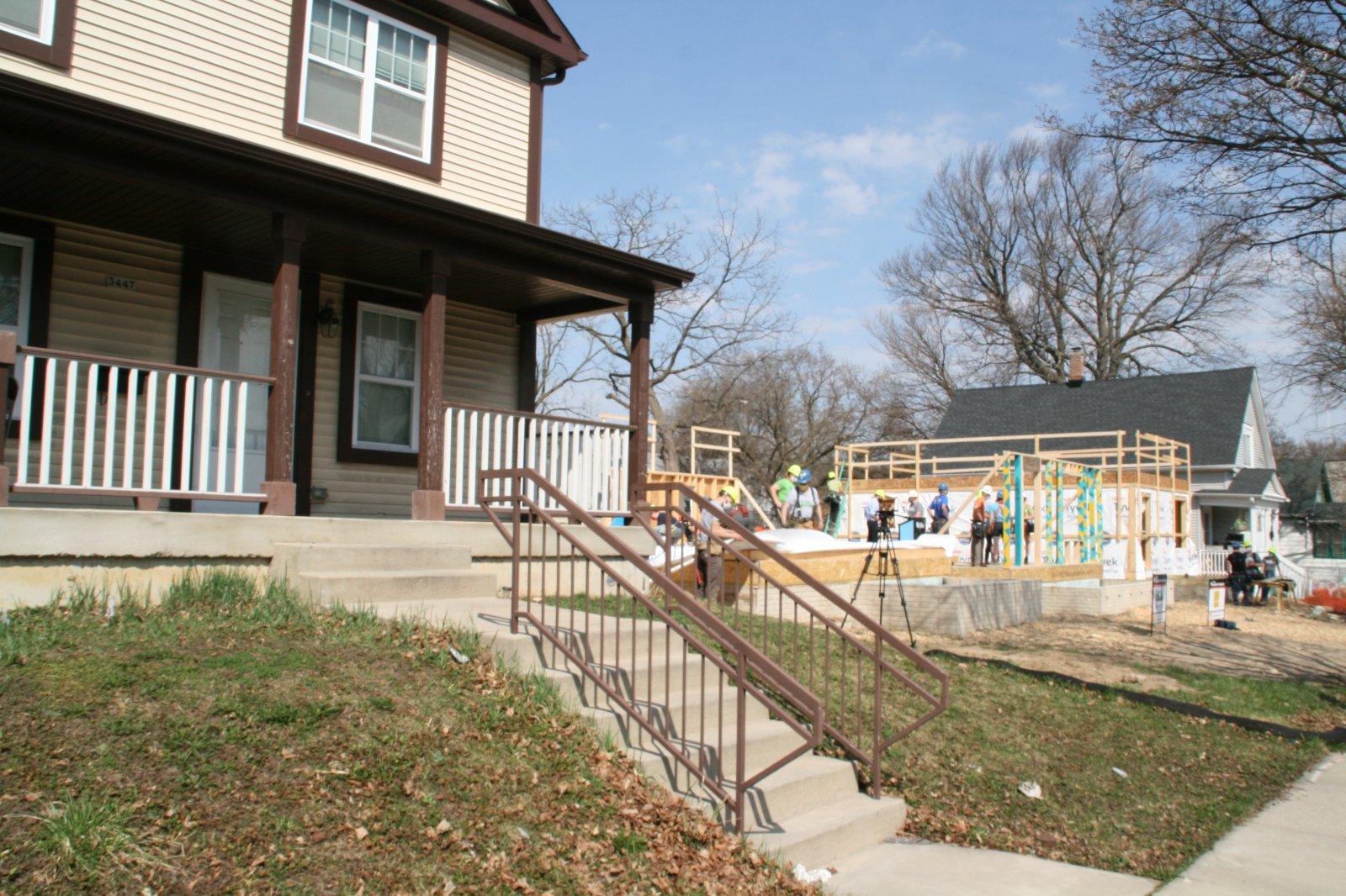 New Habitat Houses