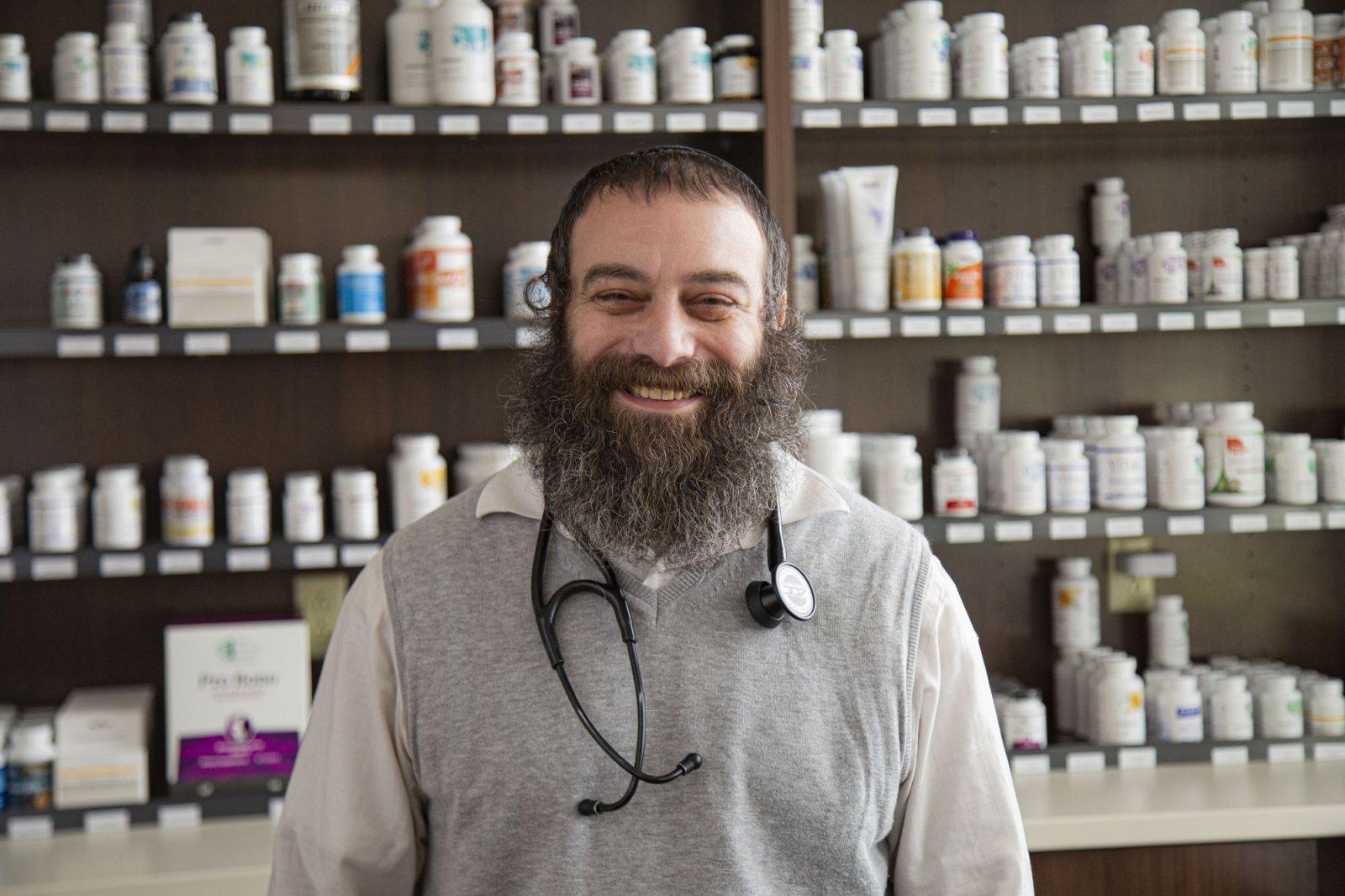 Dr. Raphael Moshe Fox (Robert Fox)