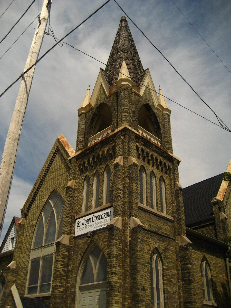 St. John Concordia Christian Methodist Episcopal Church