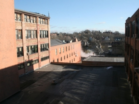 To Be Demolished - Future Courtyard