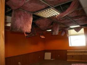 Cleared Ceiling