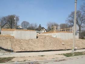 Habitat House Foundations