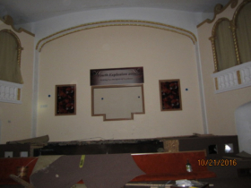 Grand Theater Interior