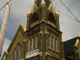 St. John Concordia Christian Methodist Episcopal Church