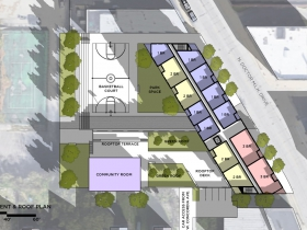 3317 N. Martin Luther King Jr. Dr. Site Plan