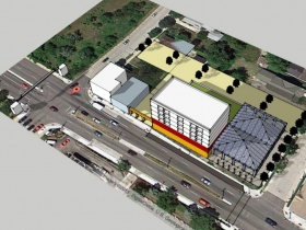 6th and North Development Site
