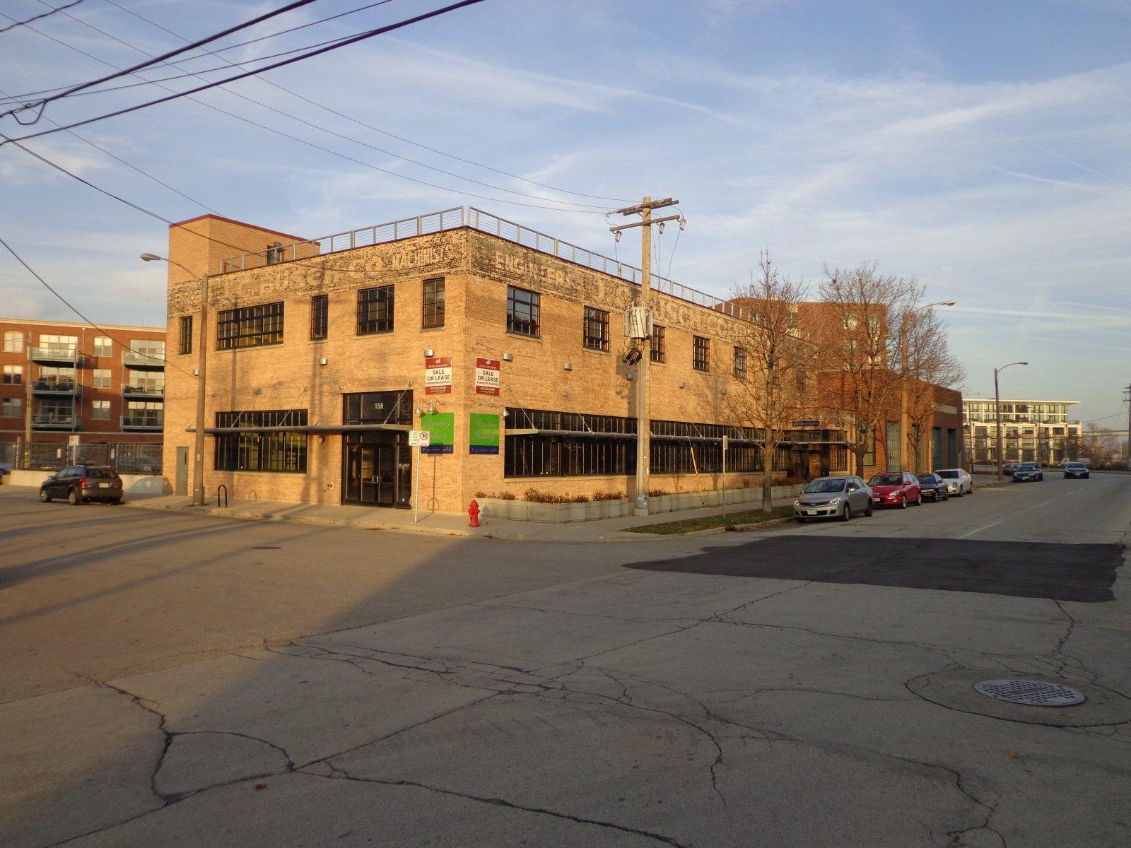 Future home of 88.9 Radio Milwaukee?