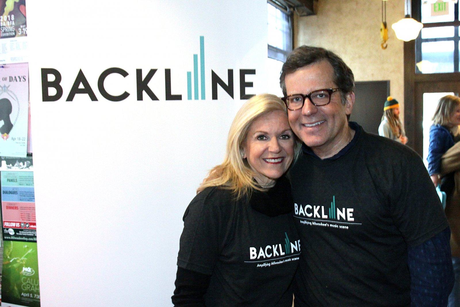 Gise Terner and Glenn Kleiman, 88Nine Radio Milwaukee Executive Director