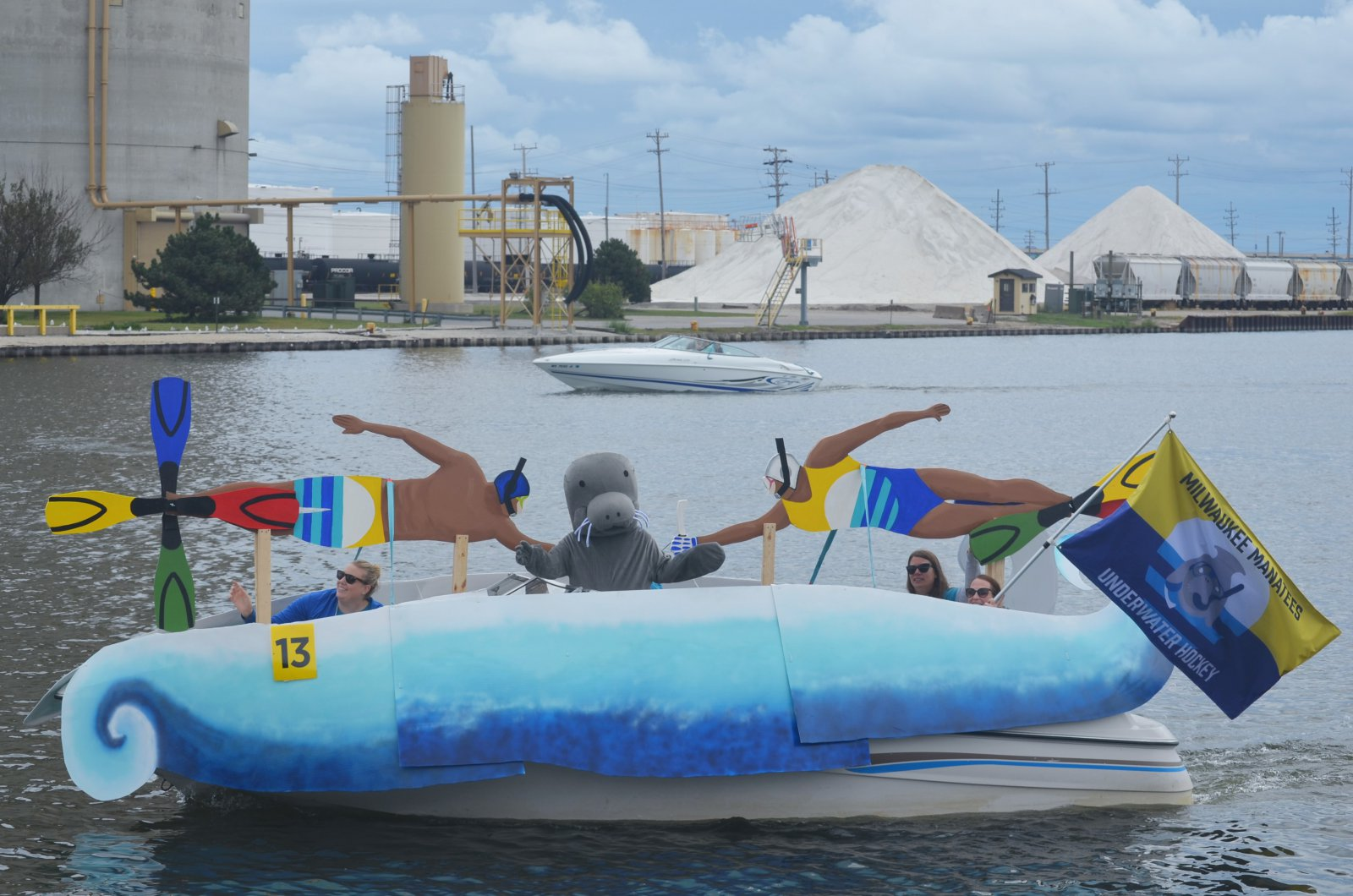 Harbor Fest 2019 Parade