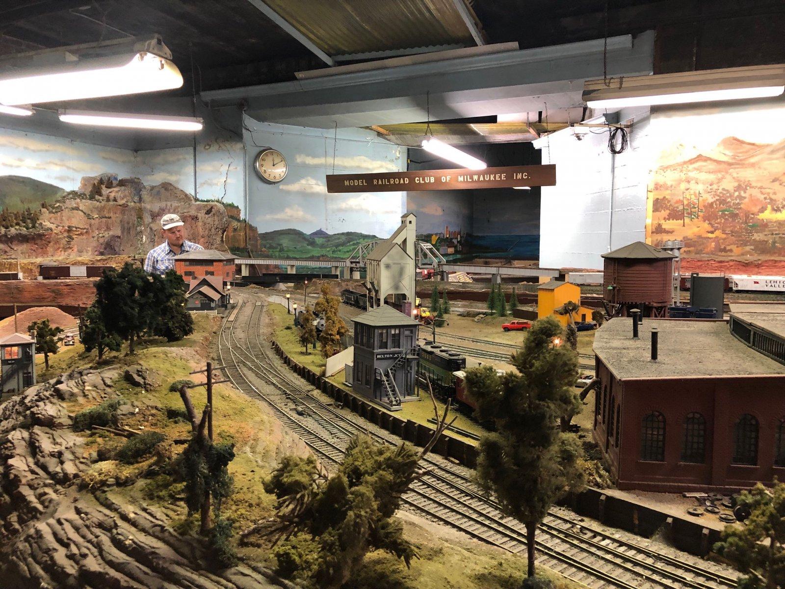 Model Railroad Club of Milwaukee