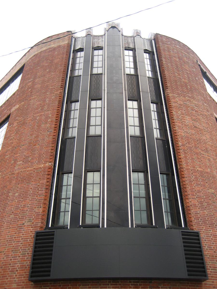 Pittsburgh Plate Glass Enamel Plant.
