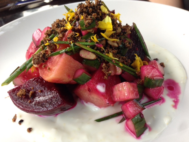 Prodigal Roasted Beets