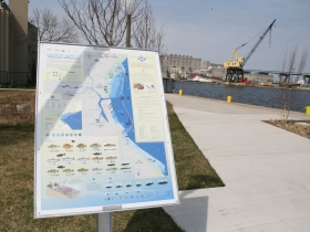 Habitat Map at Harbor View Plaza