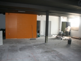 Orange Elevator