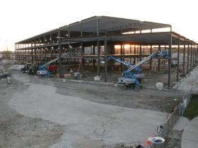 Komatsu Office Building Structure
