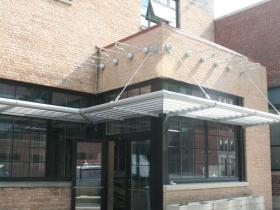 Radio Milwaukee Entrance