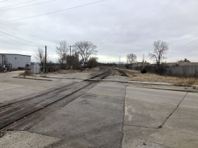 Rail Line Pre-Construction