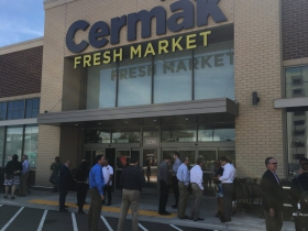 Cermak Fresh Market Grand Opening