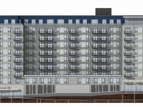Admiral's Wharf Rendering