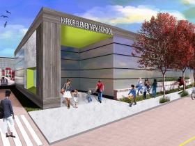 Christina Danza - Harbor District School