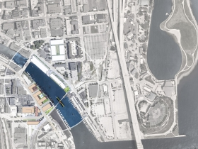 Harbor Yards Rendering