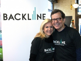 Gise Terner and Glenn Kleiman, 88Nine Radio Milwaukee Executive Director