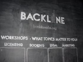 Backline, is a grant and educational initiative in partnership with business accelerator gener8tor to help Milwaukee musicians succeed
