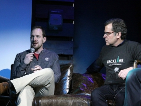Joe Kirgues, Co-Founder gener8tor and Radio Milwaukee Executive Director, Glenn Kleiman