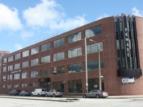 Former Pittsburgh Plate Glass Enamel Plant