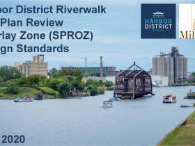 Harbor District Riverwalk Design