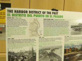 The Harbor District of the Past