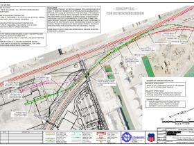 Komatsu Rail Line Plan